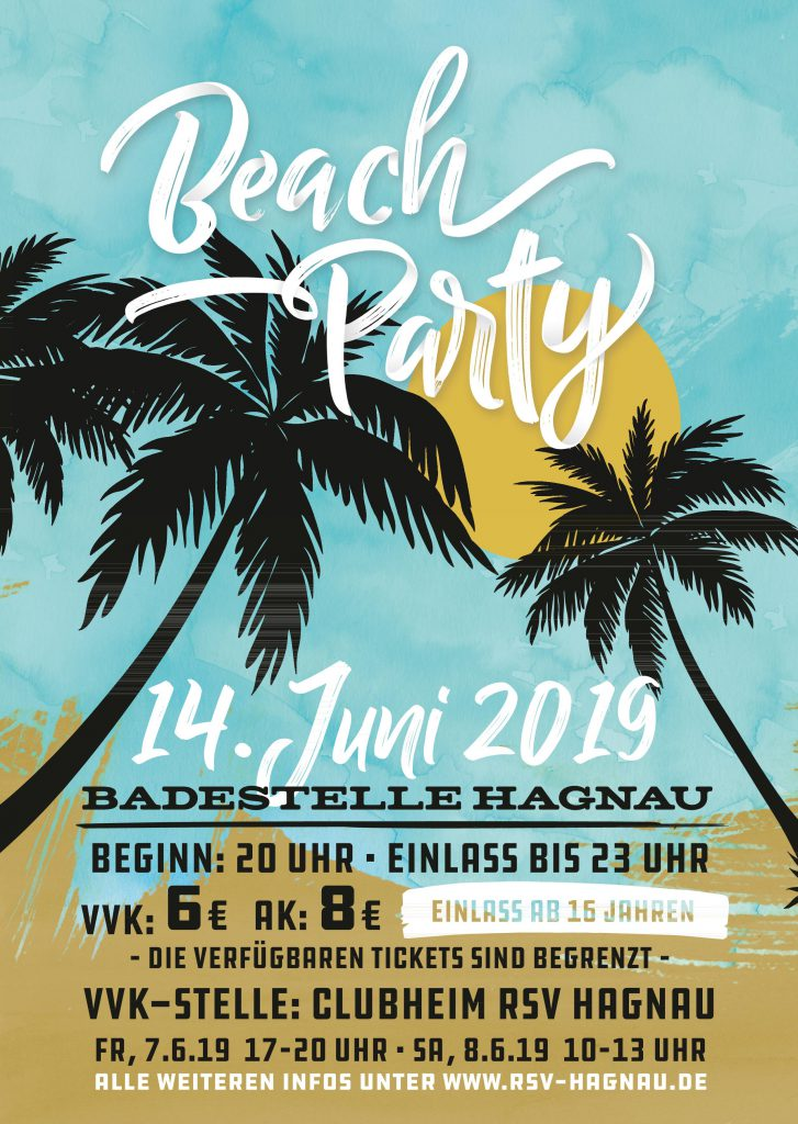 Beach Party Plakat_A2(2)
